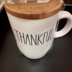 THANKFUL  Rae dun mug